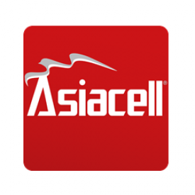 Asiacell...